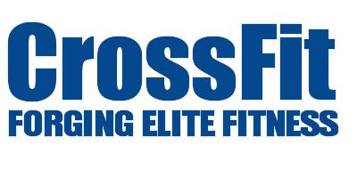 logo crossfit azul